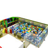 Children를 위한 아이 Indoor Playground Design