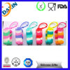 선전용 Cheap 50ml Hand Sanitizer Bottle Silicone Holder