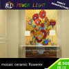 Wall artistique Background Picture Made de Glass Mosaic Tile