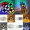 DC5V 32LEDs/M Aluminum Profile 5050 RGB LED Strip Light Ws2801