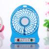 Heiße neue Produkt-Waren vom China-Ventilator mit USB nachladbar