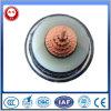 cable électrique de cuivre du conducteur XLPE de HT 64/110kv