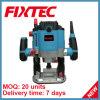 Máquina de madeira do router do router elétrico do CNC de Fixtec mini