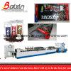 고속 Central Sealing Bag Making Machine 또는 Center & Bottom Sealing Bag Making Machine