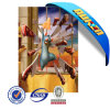 高品質3D Lenticular 3D Art Poster