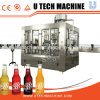 Машина завалки стеклянной бутылки большой емкости автоматическая
