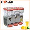 Merk Drie van Boso de Machine van de Drank van de Machine van de Drank van de Automaat van het Vruchtesap van het Roestvrij staal van Tanks