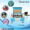 Máquina de estaca de venda quente do laser da etiqueta da câmara de vídeo para a marca registrada