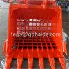 2.85 Cubeta de esqueleto do medidor cúbico para a máquina escavadora de Doosan Dx480