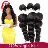 Desserrer les cheveux humains 100% brésiliens de Remy de Vierge de vague
