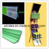 Profil de coextrusion en plastique / Profilé en PVC extrudé / profilés en co-extrudé (A-007)