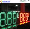 Het LEIDENE LEIDENE van het Benzinestation Teken van de Prijs, Digitale de Tekens van de Prijs van het Gas, de LEIDENE van het Benzinestation Vertoning van de Prijs