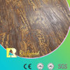 Plancher E0 stratifié insonorisant V-Grooved gravé en relief par HDF commercial