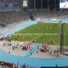 [سبورتس] ملعب مدرّج اصطناعيّة أرضية سطح, أولمبيّ مطّاطة جار أثر أرضية