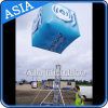 PVC gigante Inflatable Advertizing Cube Balloon Filled Helium para Political Event
