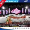 Soft와 Transparent, Stage Rental를 위한 Flexible LED Display를 가진 P12mm Flexible LED Display