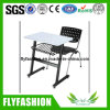 MDF и Chromed Metal Student Single Desk и Chair (SF-46B)