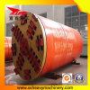 Neuer Bau legt das Rohr einen Tunnel an, das Maschine 2600mm hebt