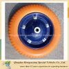 roda de borracha do plutônio 13inch para o caminhão de mão PU3.00-8