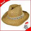 Sombrero de papel de Sun Panamá del sombrero de Panamá de la paja
