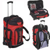 Большой мешок Backpack багажа перемещения вагонетки колеса завальцовки