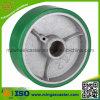 Style americano Polyurethane Mold su Cast Iron Wheel