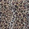 Tissu de polyester d'impression de léopard d'Oxford 210d Ripstop PVC/PU