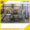 Cerveja elétrica do aquecimento ou do aquecimento de vapor que faz o sistema
