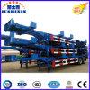 2-Axle Китая Cimc 45 футов трейлера стержня