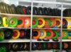 Festes Gummi PU-Schaumgummi-Reifen-Rad für Handlaufkatze