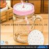 Bleifreie Glasgroßhandelsflasche für Getränkemaurer-Glas