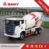Miscelatore concreto del camion dei tester cubici di Sany Sy204c-6 4m3 4 piccolo da vendere in India