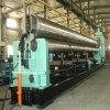 큰 크기 CNC 3 롤러 유압 격판덮개 회전 기계