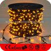[لد] خارجيّة عيد ميلاد المسيح خيط أضواء لأنّ شجرة زخارف