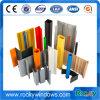 Perfis diferentes do indicador do PVC da cor