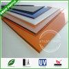 温室によって着色される固体ポリカーボネートシートのためのプラスチックシート