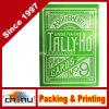 Verde Tally Ho Circle reverso de la edición limitada de Naipes (430114)