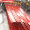 Aço galvanizado folha do ferro ondulado do material de construção/telhadura