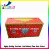 가장 새로운 빨간색 서류상 인쇄 포장 상자