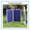 bomba de água submergível solar da potência da eficiência 1.5kw-7.5kw elevada para a HOME e a irrigação
