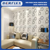 Geprägtes Vinyl Wallpaper für Hochdruck Latex Digital Print Decoration