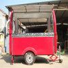 Verkaufäutomat-Pizza Truck Kitchen Van Cart Trolley