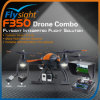 Af350006 RTF комбинированное СИД RC Quadcopter модернизировал хоббио Fpv трутня UFO
