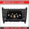Merdeces C Classwith A8 Chipset Dual Core 1080P V-20 Disc WiFi 3G 인터넷 (Cy C093를 위한 차 DVD