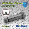 Extensión del tornillo de ancla de Hacer-en-China M16 galvanizada