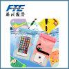 Sacchetti impermeabili del PVC del telefono mobile per il regalo promozionale