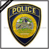 Professioneel ons Kapitein Metal Police Badge voor Leger (byh-10059)