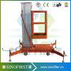 elevatore idraulico mobile dell'uomo dell'elevatore elettrico 10m con Ce