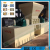 Enige Schacht/Dubbele Schacht/de Plastic/Stevige Watse/Hout/Band/Metaal/het Leven Ontvezelmachine van het Huisvuil