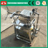 Máquina inoxidável do filtro de petróleo da placa do preço de fábrica mini